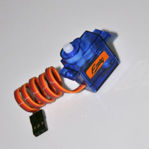 9g Mini Digital Servo for Helicopters (LS-S0090MD) pictures & photos