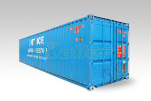 Koller Containerized Ice Block Plant Jmb50 in 40gp Container pictures & photos