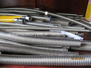 Corrugated Flexible Metal Pipe Forming Machine pictures & photos