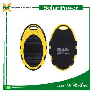 Cheap 5200mAh RoHS Solar Power Bank pictures & photos