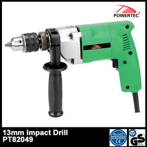 Powertec 600W 13mm Electric Impact Drill (PT82049) pictures & photos