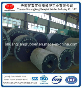 Ep200 Ordinary Rubber Conveyor Belt Polyester Belt pictures & photos