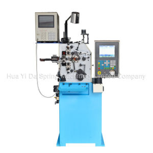 Automatic Spring Coiling Machine & Spring Machine with Two Axis pictures & photos
