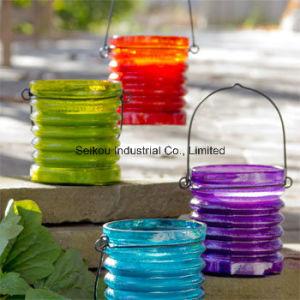 Citronella Glass Lantern (SK9007)