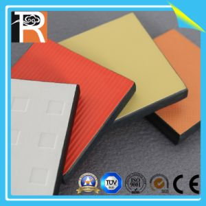 0.5mm-1.0mm Brushed Metal HPL Sheet (CP-46) pictures & photos
