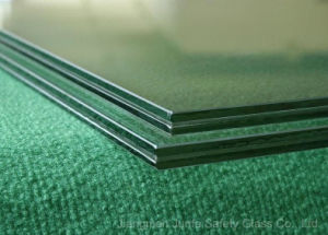 Laminated Glass for Fin Glass