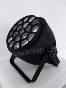 High Power 19*15W RGBW 4 in 1 LEDs Beeye PAR Light Stage Lighting pictures & photos