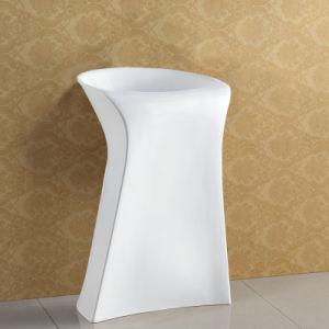Special Design Fancy Floor Standing Basin pictures & photos