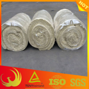 Heat Insulation Waterproof Rock Wool Blanket for Pipe pictures & photos