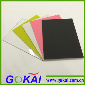 Red Color Acrylic Sheet with 0.8mm-30mm pictures & photos