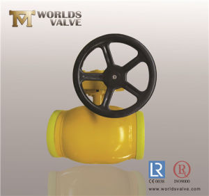 Welded End Ball Valve (WDS)