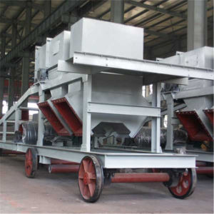 Mobile Tripper for Stock Bin, Tripper for Belt Conveyor pictures & photos