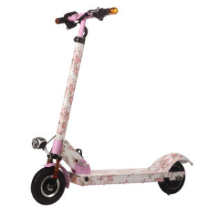 2 Wheel lithium Battery Folding Electric Scooter for Sale pictures & photos