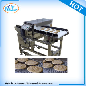 Joint-Body Food Grade PU Conveyor Metal Detector pictures & photos