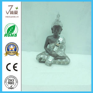 Polyresin Indian Buddha Religion Meditation for Home Decoration pictures & photos