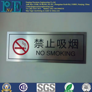 Customized Aluminum Laser Cutting Sign pictures & photos