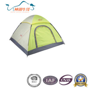 170t Polyester Easy to Open Outdoor Camping Tent