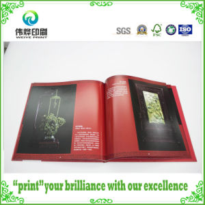 Varnishing Hardcover Offset Printing Book (for Jewelry) pictures & photos