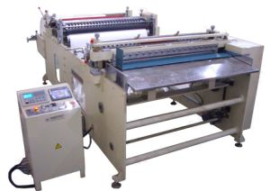 Customized Diffuse Film Sheet Cutter (DP-1200) pictures & photos