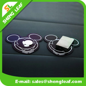 Animal Shape Eco-Friendly Car Anti Slip Mat (SLF-AP021) Rubber Product pictures & photos