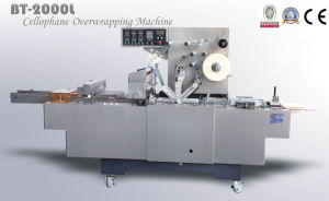 Bt-2000L Rotary Feeder Automatic Wrapping Machine pictures & photos