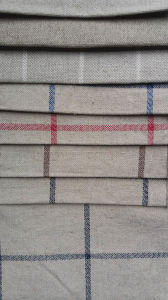 Linen Yarn Dyed Upholstery Textile Bedding Cushion Sofa Fabric pictures & photos