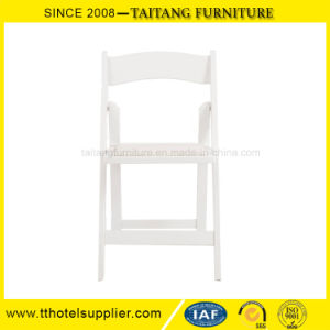 Convenient Foldable Chair Plastic Chair Wedding Chair pictures & photos
