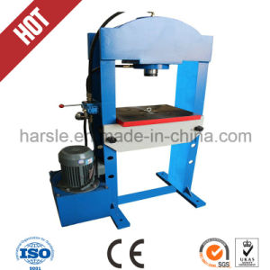 80t Hydraulic H Gantry Frame Press Machine/Small Press Punch for Home Press Machine pictures & photos