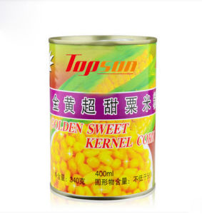 Best Selling Canned Golden Sweet Kernel Corn pictures & photos