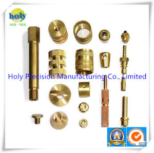 CNC Turning and Machining Processes for Brass Part of Motor pictures & photos