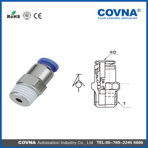 Stop Fittings Kc Series Pneumatic Fittings
