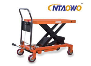 Fork Truck Hydraulic Raising Platform/Scissor Lift Table/Hydraulic Lift pictures & photos