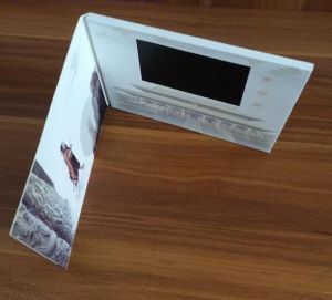 """High Quality 4.3"""" LCD Screen Video Greeting Card pictures & photos"""