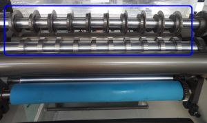 Sandpaper Slitting and Rewinding Machine pictures & photos