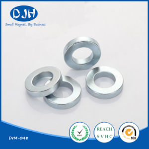 Small Size Permanent Sintered NdFeB Nickel Coating Speaker Magnet pictures & photos