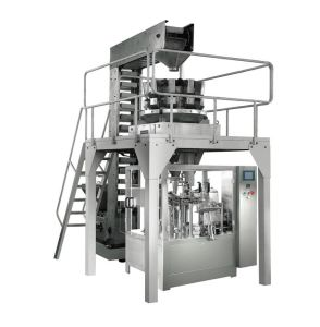 Auto Rotary Bag Feeding Packing Machine pictures & photos
