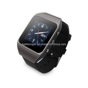 Touch Screen Watch MP4 Player with Bt/Pedometer pictures & photos