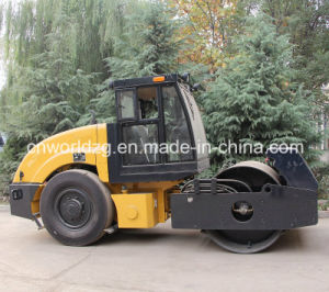 Vibratory Roller 14ton with Steel Drum pictures & photos