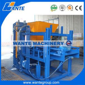 Qt4-15 Concrete Block Construction Machine for Colobia pictures & photos
