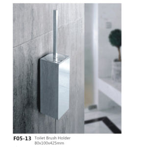 Stainless Steel Bathroom Pendant Toilet Brush Holder (F05-13)