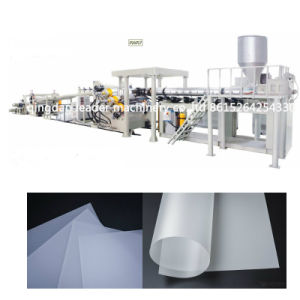 PS GPPS Diffusion Sheet Board Panel Extrusion Machine pictures & photos