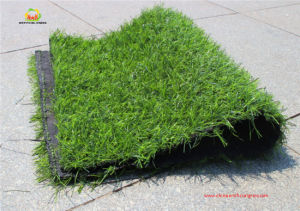 Natural Looking Synthetic Grass Garden Lawn for Back Yard