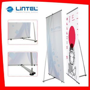 Best Sell Flex Metal L Banner Stand (LT-L5) pictures & photos