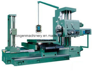 Spindle 130mm Table Boring Mill pictures & photos