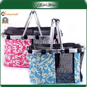 Fashion Wholesale Easy Carry Foldable Basket Pet Bag pictures & photos