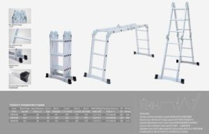 Multi-Purpose Ladder with Big Hinge pictures & photos