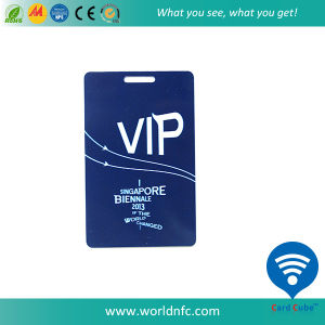 Customizing Snap-off PVC Die Cut Combo RFID Smart Card pictures & photos