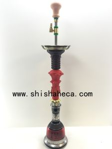 Best Quality Zinc Alloy Smoking Pipe Shisha Hookah pictures & photos