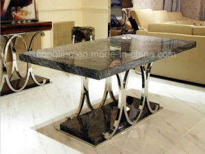 Top Marble Modern Oak Dining Table Designs Online A8070 pictures & photos