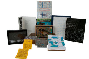 Highend Fashion Paper Jigsaw Puzzle with Custom Printing pictures & photos
